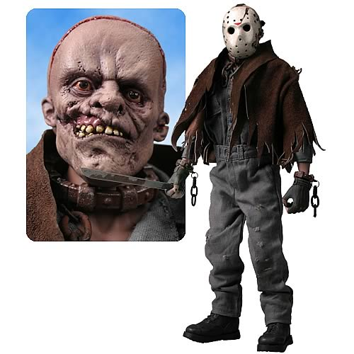 Jason Toys For Boys : Jason inch figure sideshow collectibles horror