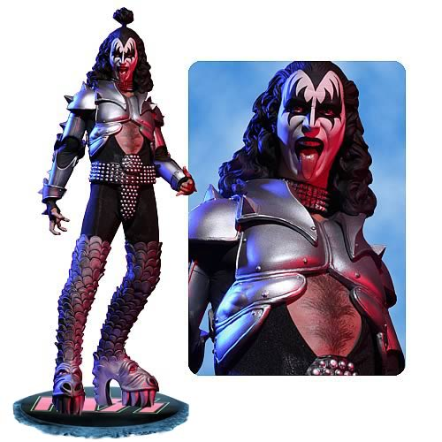 KISS The Demon 1:4 Scale Statue