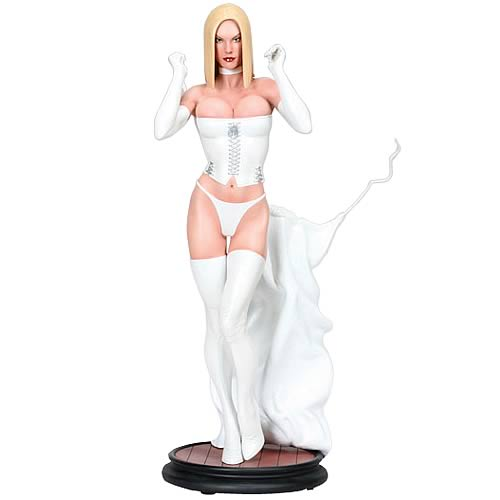 Marvel Emma Frost White Queen Comiquette