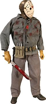 Jason Voorhees from Part 6 12-inch Figure