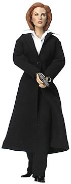 X-Files 12-Inch Agent Dana Scully Action Figure