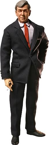 X-Files 12-inch Cigarette Smoking Man Figure