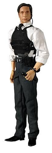 X-Files Fox Mulder Home 12-inch Figure