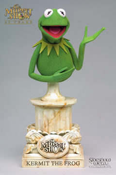 Kermit the Frog Mini-Bust