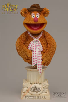 Fozzie the Bear Mini-Bust