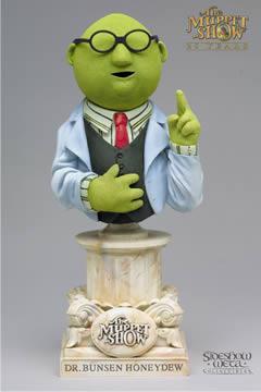 Dr. Bunsen Honeydew Mini-Bust