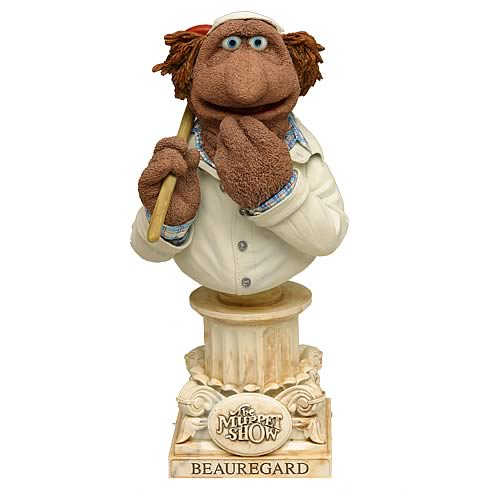 Beaureguard Mini-Bust