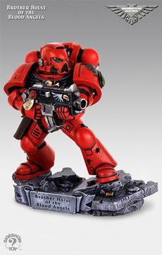Warhammer 40K Brother Holst