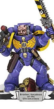 Warhammer 40K Sgt. Bolt Pistol