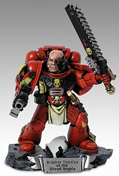 Warhammer 40K Brother Theolus