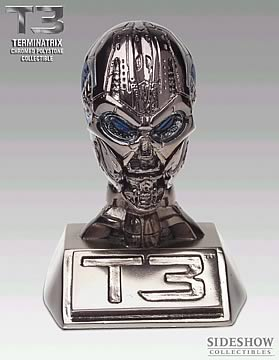Terminator 3 Miniature TX Head