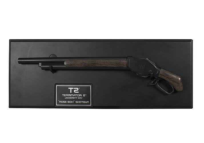 Terminator 2 Rosebox Shotgun Replica