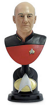 Captain Picard Mini Bust