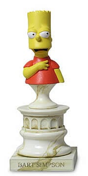 Bart Simpson Mini Bust