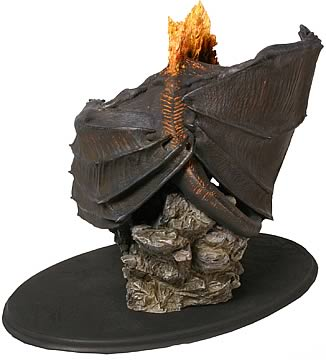 Balrog: Flame of Udun Statue