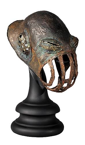 Orc Muzzle Cage 1:4 Scale Helm