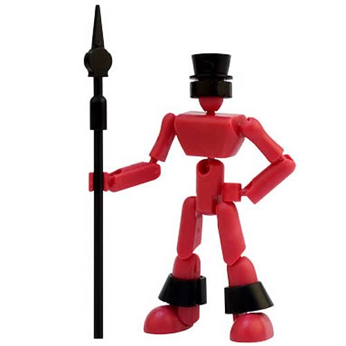 Stikfas Beefeater Action Figure