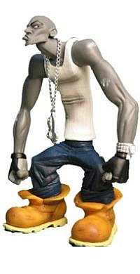 BLOKHEDZ: King Vulture Action Figure