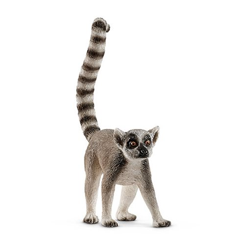 Wild Life Ring-Tailed Lemur Collectible Figure