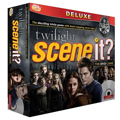 Twilight Deluxe Scene It? Game