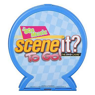 Scene It? Music To Go Game
