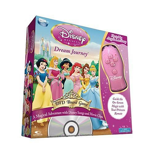 Disney Princess Dream Journey Screenlife Game