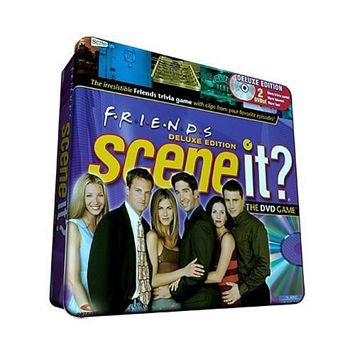 Friends Scene It? Deluxe Game