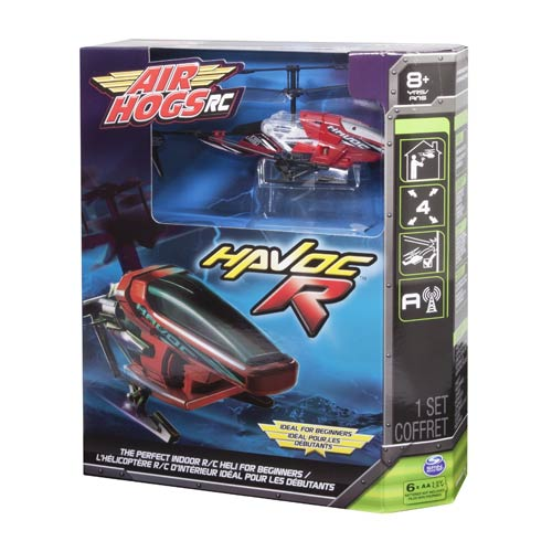 Air Hogs Havoc R Helicopter RC Vehicle Case