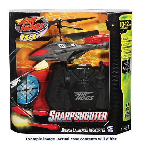 Air Hogs Sharp Shooter RC Vehicle Case