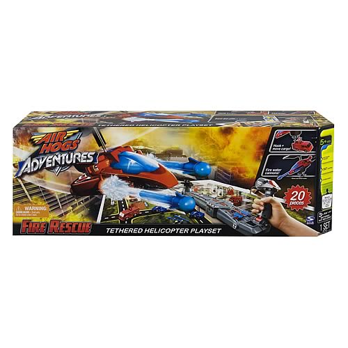 Air Hogs Adventures Playset Case