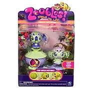 Zoobles Twobles Mini-Figures Set
