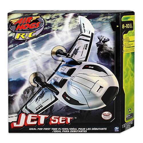Air Hogs Jet Set 2 RC Vehicle Case