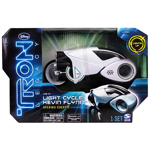 TRON Legacy Core Vehicles Case