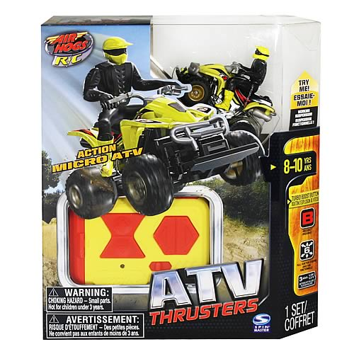 Air Hogs XS Motors ATV RC Vehicle Case