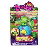 Zoobles Hairdoobles Mini-Figure Case