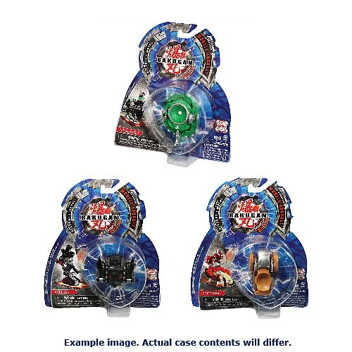 Bakugan Mobile Assault Vehicle Assortment Case