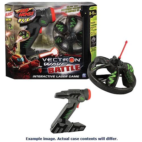 Air Hogs Vectron Wave Battle RC Vehicle Case