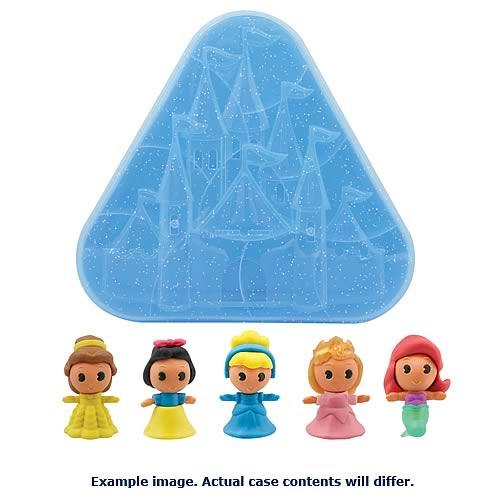 Gomu Disney Erasers Collector Box Assortment Case