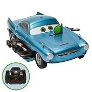 Cars 2 1:16 Scale Finn McMissle RC Vehicle