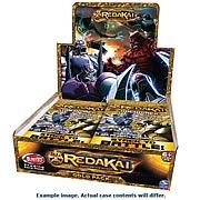 Redakai Hobby Gold Pack Trading Card Game Case