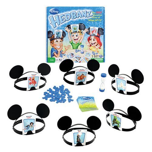 Disney Kids HedBanz Game