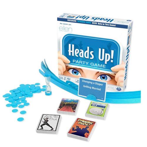 Ellens Heads Up! Party Game
