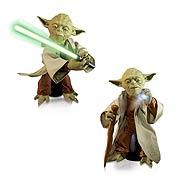 Star Wars Legendary Jedi Master Yoda Electronic Jedi Trainer