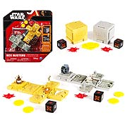 Star Wars Box Busters Deluxe Scene Set Case