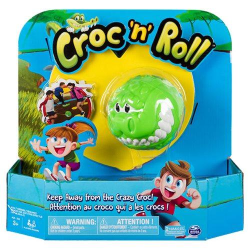 Croc N' Roll Game