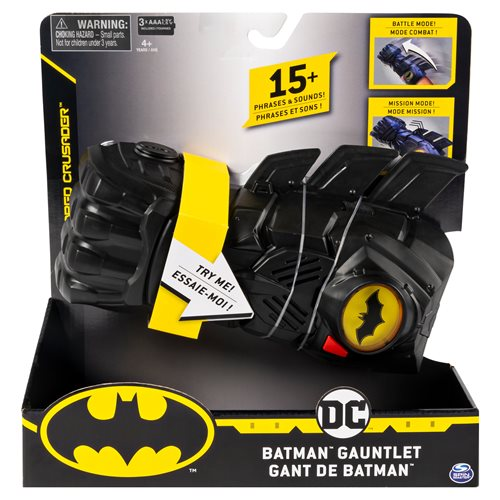 Batman Interactive Role-Play Gauntlet with Lights and Sounds