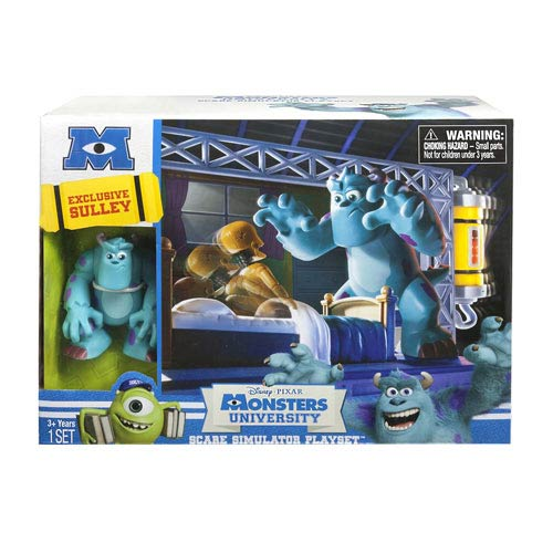 Monsters University Scare Simulator Playset