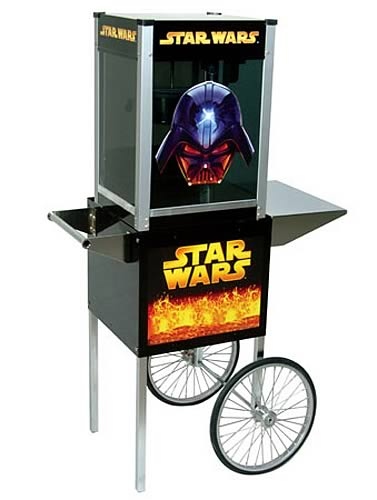 Kettle-style Popcorn Carts - are they worth it? - Page 4 - Blu-ray ...