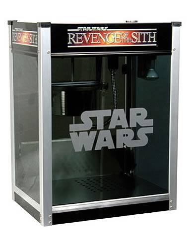 wars popcorn machine