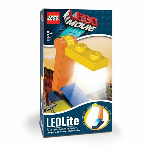 The LEGO Movie Book Light